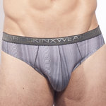 Skinxwear Grafico Grey Briefs (SGX221)